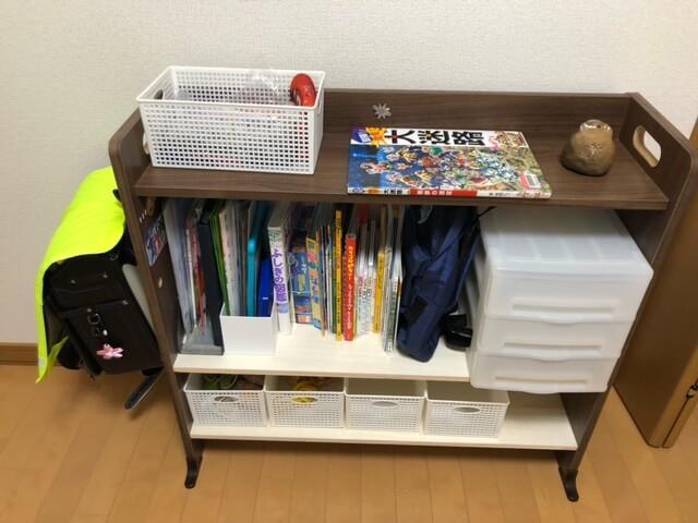 子供部屋 おもちゃ入れ 棚 アレンジ リメイク